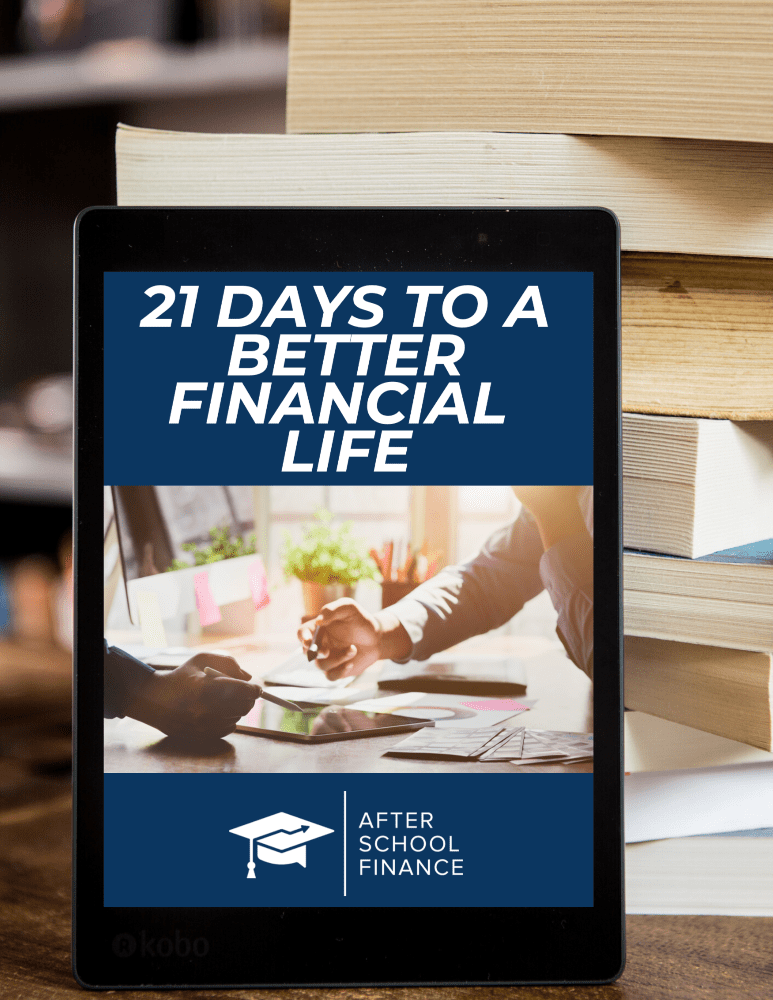 21 Days to a Better Financial Life
