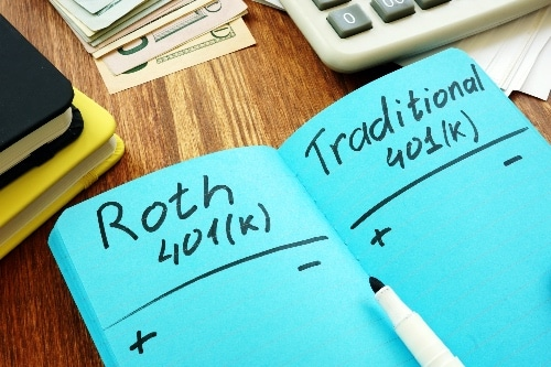 Roth vs. Traditional 401(k)