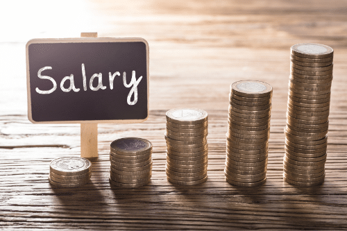 Increasing Salary