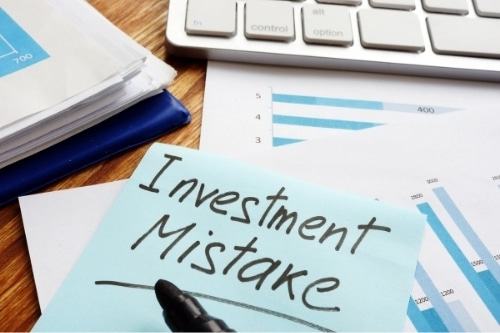 Common Investing Mistakes