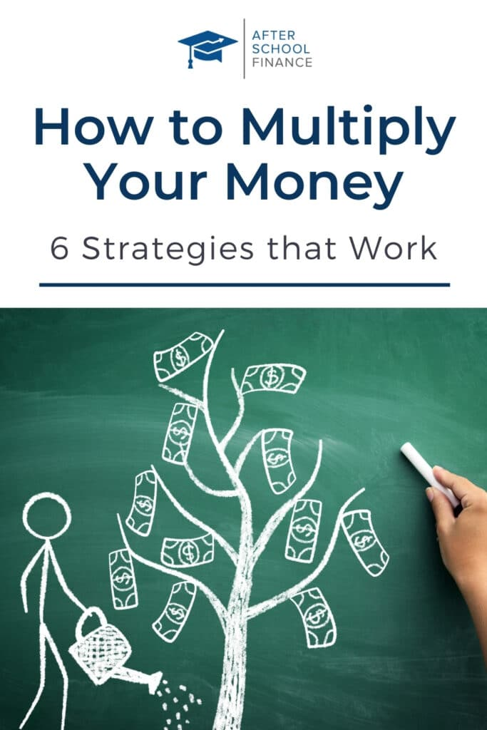 Multiply Your Money Pinterest Pin 2