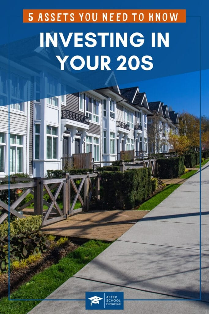 Assets to buy in your 20s