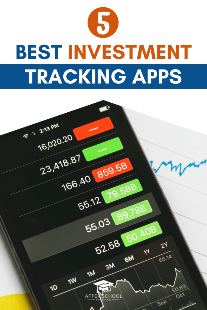 Best Investment Tracking Apps_Pinterest Pin